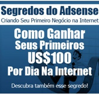 SEGREDOS DO ADSENSE É FRAUDE 3